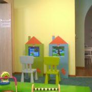 Interaktive Kinderecke_HOUSE