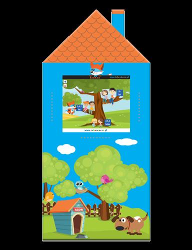 Interaktive Kinderecke_HOUSE_1